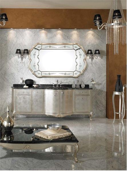 Luxury Classic Bathroom Furniture from Lineatre | Klassische .