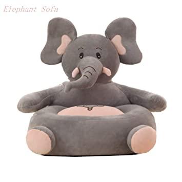 Kaliya Plüsch Kinder Elefant Sofasitz Kinderstuhl Sessel Tier .