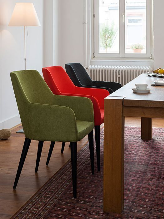 Bequeme Stühle für das Wohnzimmer