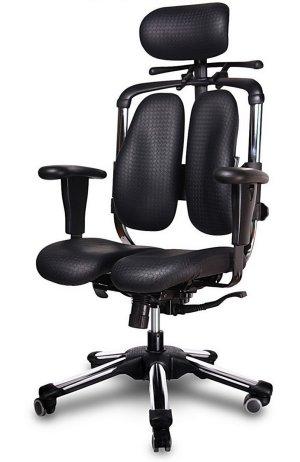 bequemer Bürostuhl ergonomisch rückenschonend Sitz
