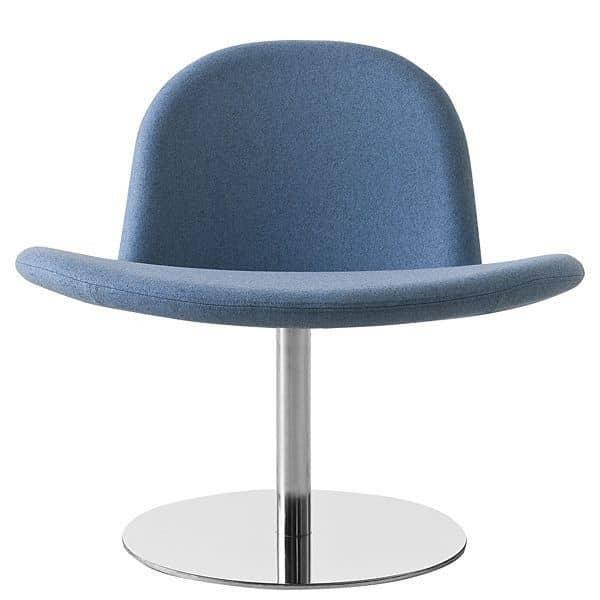 Orlando ist ein modernes Drehstuhl, und ein sehr bequemer Stuhl .