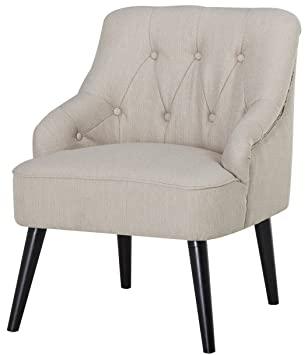 "Klassischer Stuhl ""Jean"" mit dicker Polsterung / Bequemer Sessel ."