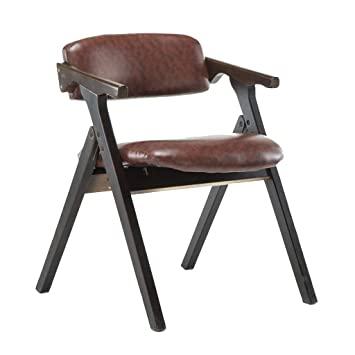 Amazon.de: HXH chair Stuhl Esszimmerstuhl, Massivholz Esstisch .