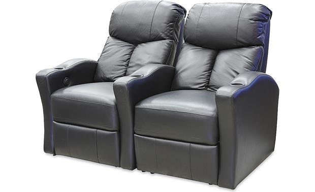 Berkline 3901/5201 2-chair package Power recliner home theater .