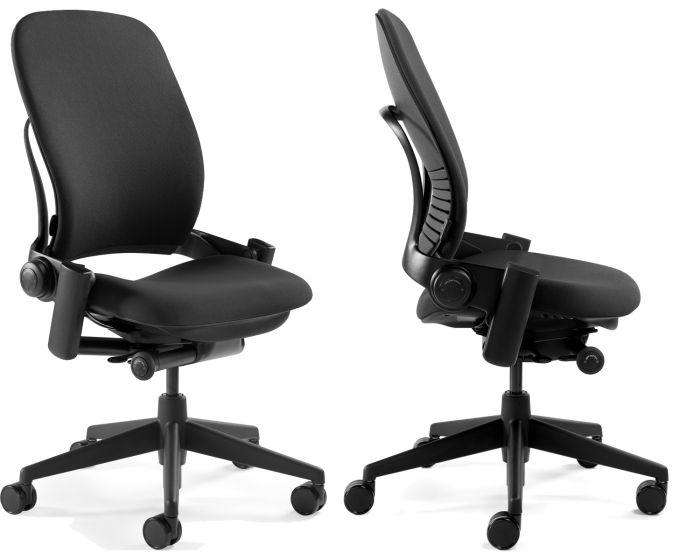 Ergonomischer Bürostuhl fördert gesunde Körperhaltung | Bürostuhl .