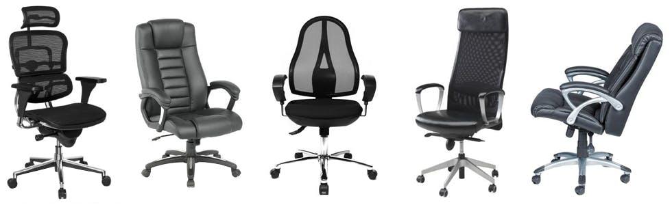 Der beste Bürostuhl – IKEA, HJH und Co. im Te