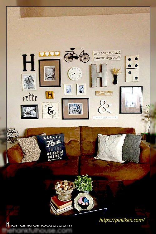 40 beste Familienbild Wanddekoration Ideen | Wanddekor .
