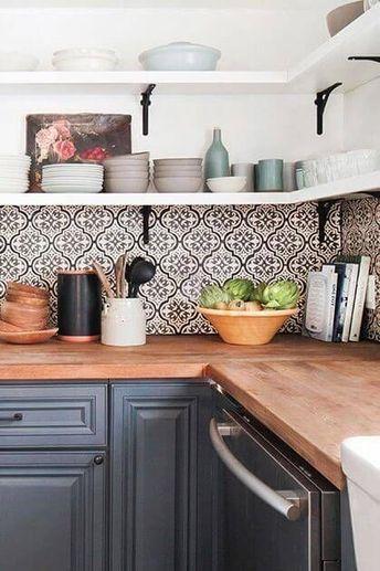 Leitfaden für die Auswahl der besten Küche Backsplash Fliesen .