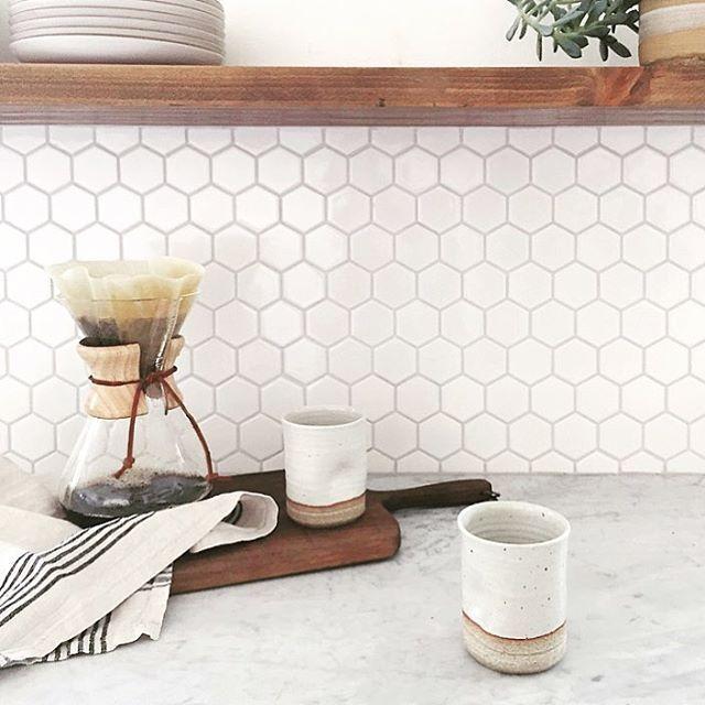 Beste 15+ Küche Backsplash Fliese Ideen - #backsplash #beste .
