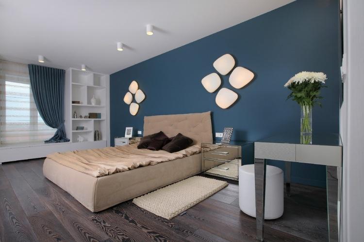 30 Schlafzimmer Farbideen, die für Geborgenheit sorg