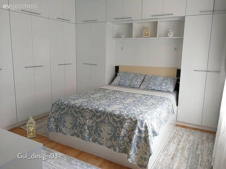 Kleiderschrank reichlich auf kleinem Raum. Ayşegüls rationelle .