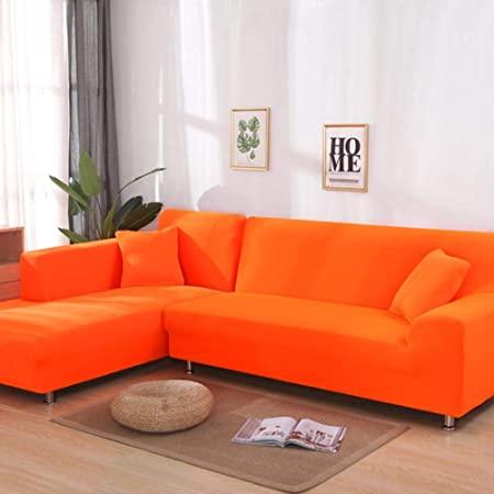 EZGZYP Sofamöbel Schonbezugeinfarbige ... - Amazon.