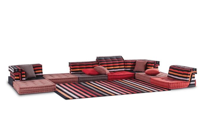 Sofa Mah Jong, eine endlose Funktionalität Ikone | Furniture .