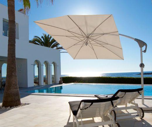 Sonnenschirme beim Sonnenschirm-Fachhändler sunliner.
