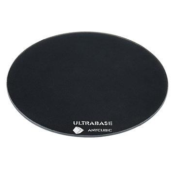 anycubic 240mm * 4mm ultrabase runde glasplatte platte beheizte .