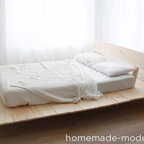 diy Anleitung. Eine Bettplattform einfach selber bauen. Schau dir .