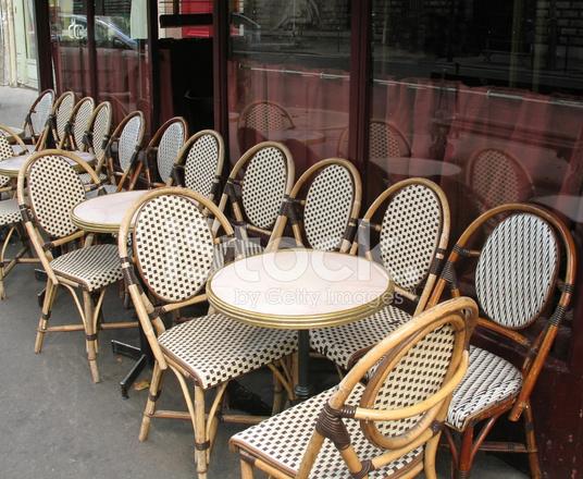 Bistro Stühle Im Café Stockfotos - FreeImages.c