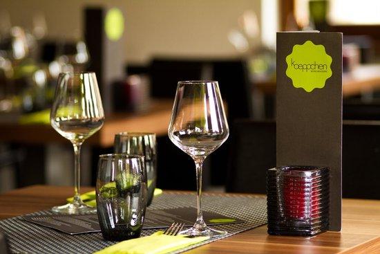 Koeppchen Tisch - Picture of Bistro Brasserie Koeppchen .
