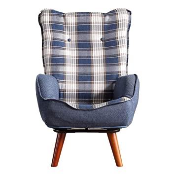 Amazon.de: Xuanbao Moderner gelegentlicher Stuhl Gepolsterter .