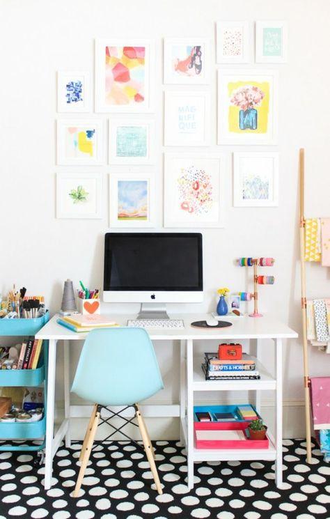 ▷ 1001 + Ideen zum Thema Arbeitszimmer einrichten | Arbeitszimmer .