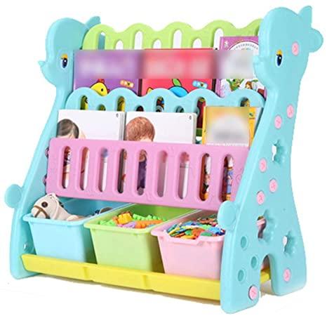 Kinder Sling Bücherregal Bücherregal für Kinder mit 3 Regalen .