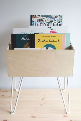 30 Ways to Remake the IKEA MOPPE Mini Storage Chest | Bookshelves .