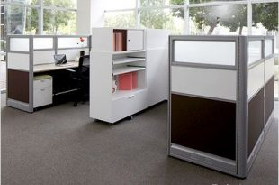 Bürokabinen | Büromöbel - Segment Workstations moderne Bürokabine .