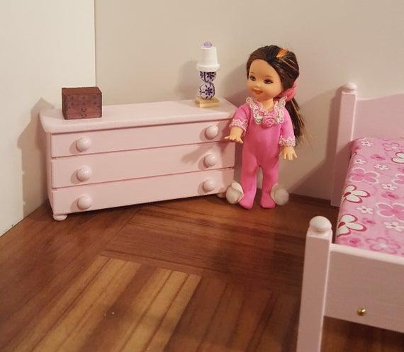 Rosa 01:12 Maßstab Büro / Schubladen im Maßstab 1/12 / | Et
