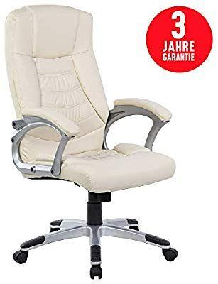 Inova Design Chefsessel Bürostuhl 150kg belastbar Bequemster .