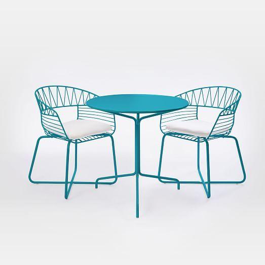 Outdoor Cafe Tisch Und Stühle | Stühle küche, Tisch und stühle und .