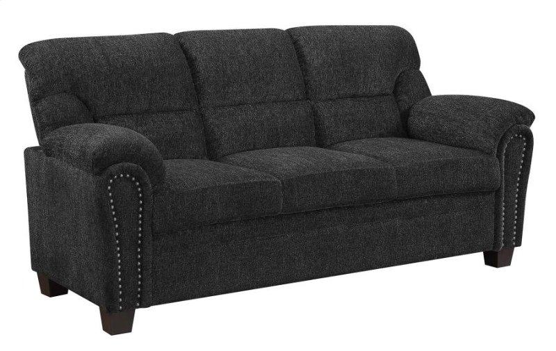 Clemintine Grey Chenille Sofa – OC Homestyle Furnitu