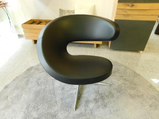 Club Stuhl aus Leder