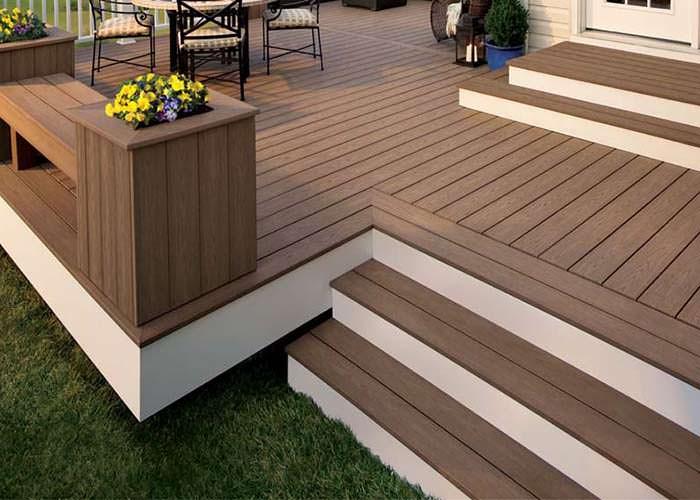 Decks | Home Improvement Products | Foxworth-Galbrai