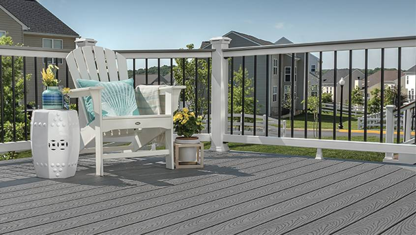 Decking Products | Materials & Deck Boards | Tr