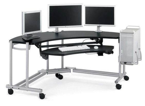 Beeindruckende Ergonomische Computer Schreibtisch, Ergonomische .