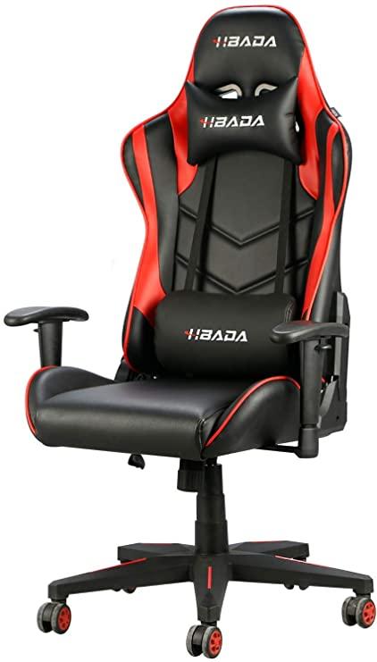Hbada Gaming Stuhl Computerstuhl Kunstleder Bürostuhl .