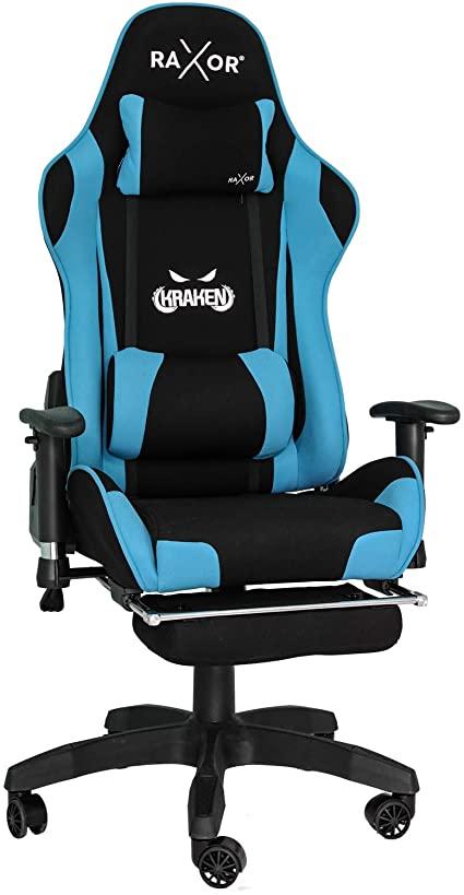 RAXOR Racing Hochwertiger Bürostuhl Gaming Stuhl,Ergonomischer .