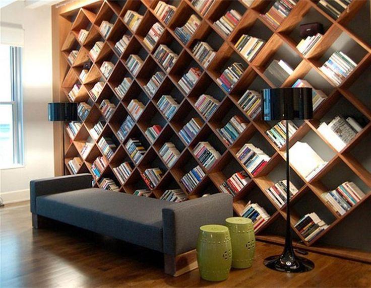 Coole Bücherregale
