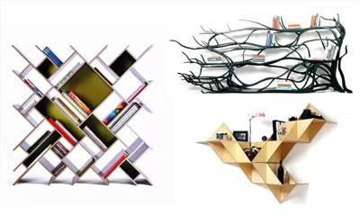 30 ultra stylische Designer Regale und Bücherregale (auch zum .