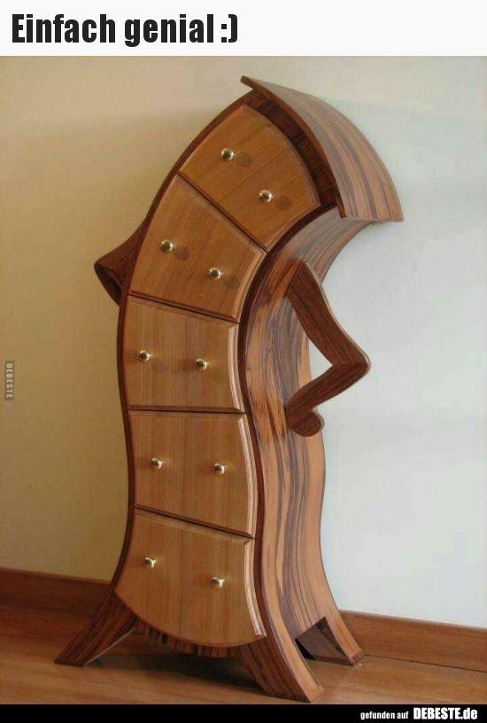 Einfach genial :) | Ausgefallene möbel, Stylische möbel, Coole möb