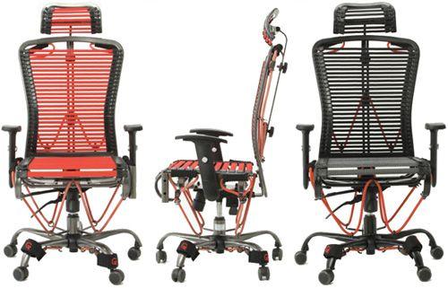 Cooler Bürostuhl und seine Vorteile | Coole bürostühle, Stühle und .