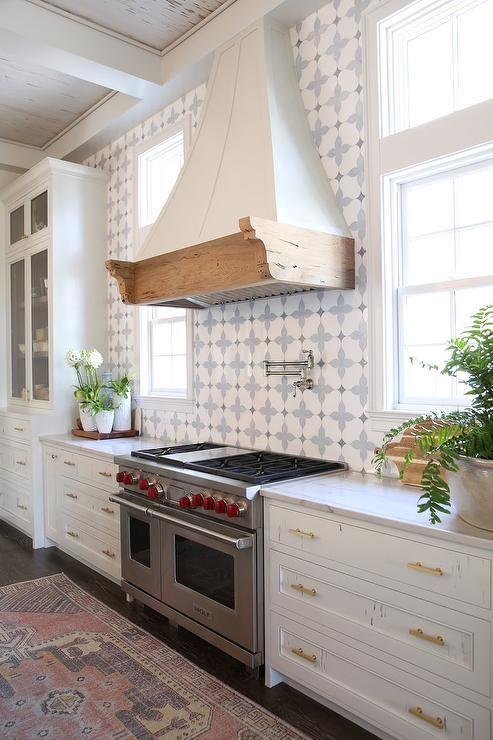 Vervollständigen Sie Ihre Cottage-Küche mit keinem anderen als dem .