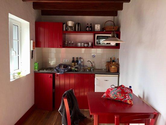 Cottage Küche