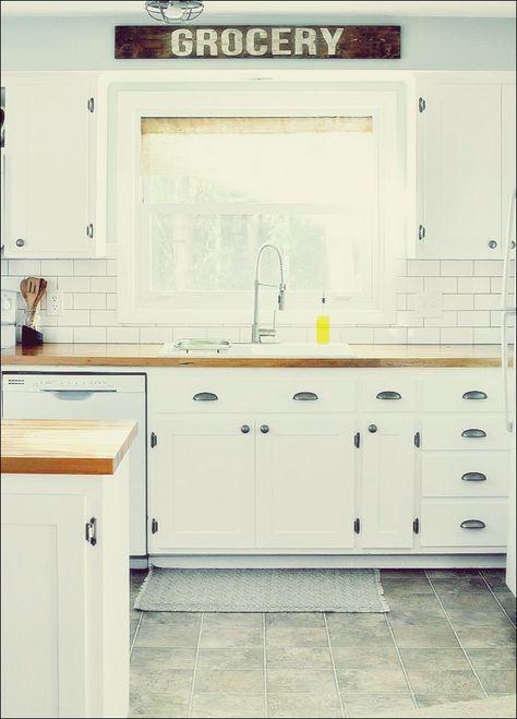 10 Tipps zum Erstellen einer gemütlichen Cottage-Küche | Haus .