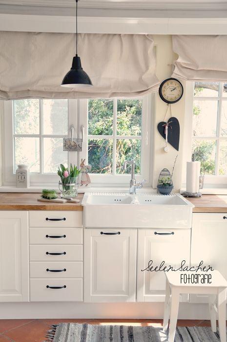 another pretty cottage kitchen | Alte küche, Wohnung küche, Haus .