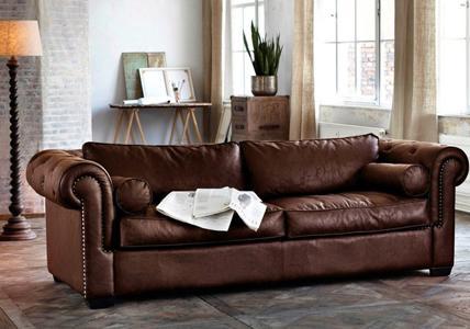 """Elegante Sofas: Britischer StiL: Couch """"Brest"""" - Bild 6 - [LIVING ."""