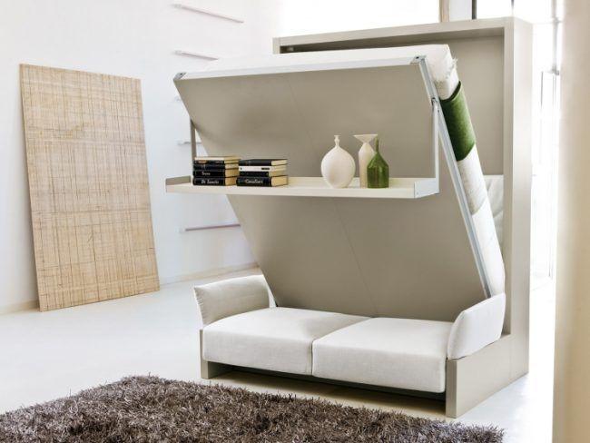 Schrankbett für optimale Raumnutzung – 10 clevere Designs | Kleine .