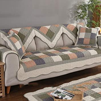Anti-rutsch Sofabezug, Baumwolle Sofa-Überwürfe, Couch-abdeckungen .