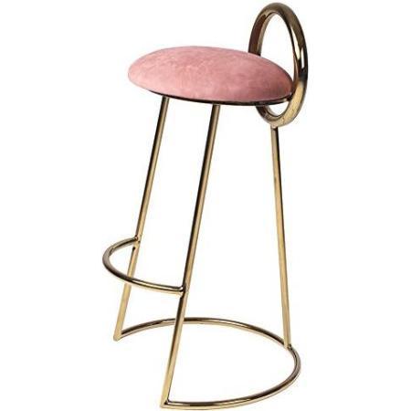 Caisye Hochhocker Mit Rückenlehne, Moderne Barhocker Stühle .
