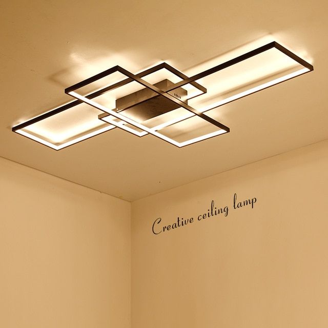 LED ceiling lights – technology that inspires   Beleuchtung decke .